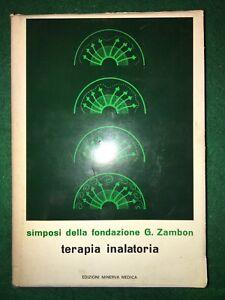 Simposi-della-fondazione-G-Zambon-Terapia-inalatoria-AA-vv-Minerva-1970