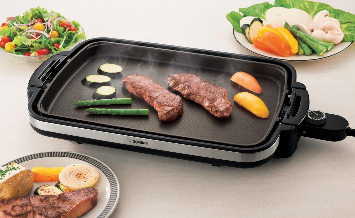 Gourmet Sizzler Electric Griddle Zojirushi EA-DCC10