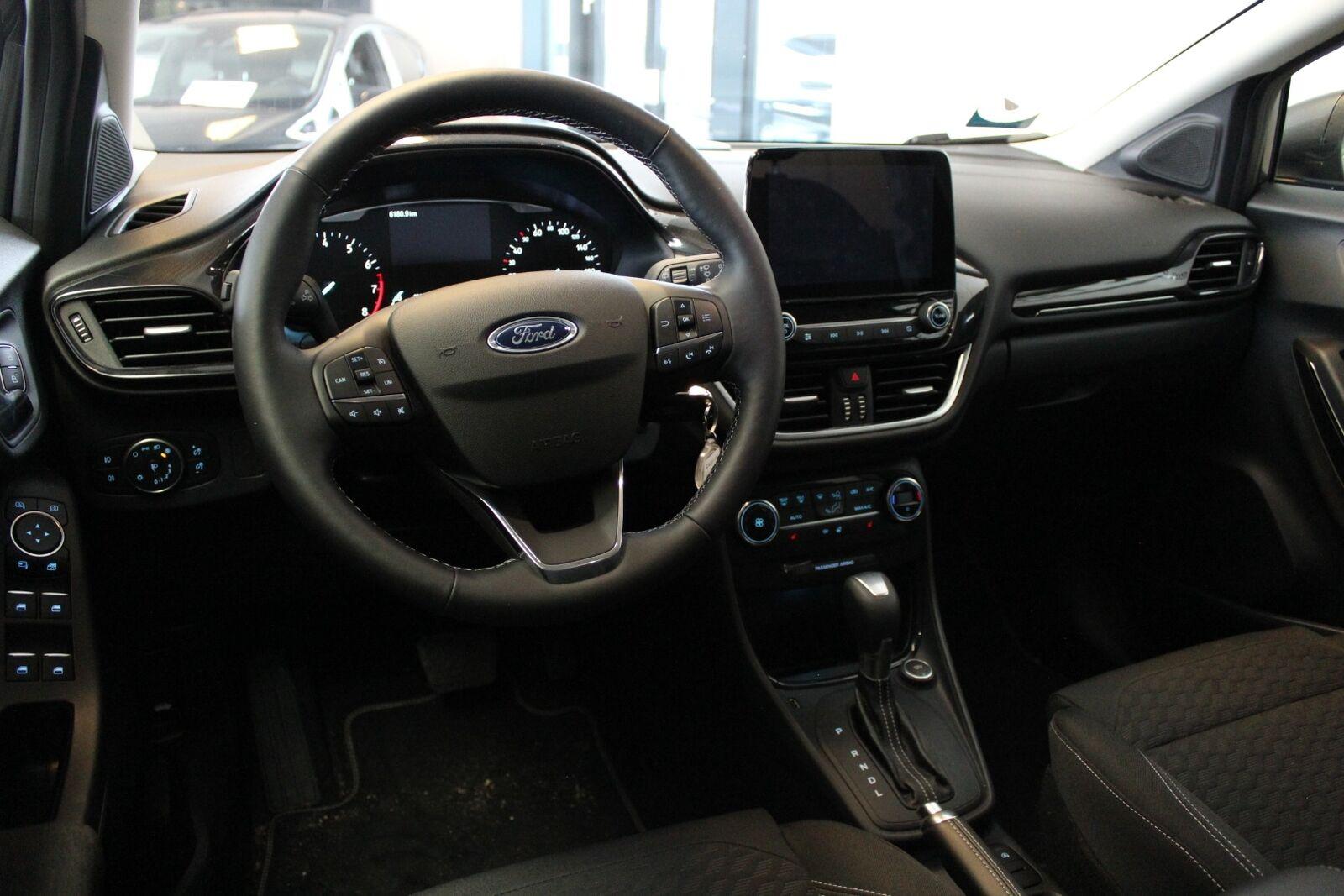 Ford Puma 1,0 EcoBoost Titanium DCT - billede 4