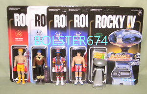 Funko Reaction Figurine Rocky IV Apollo