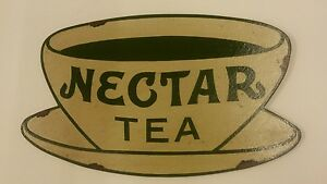 nectar-tea-vintage-repro-advertising-sign