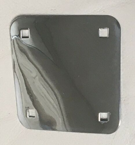 LUDWIG style Model #P-1610CP Diamond Cover Plate