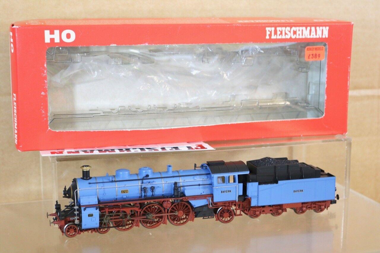 Fleischmann 480902 DCC Homologu 65533; Bayern 4 6 Classe S3  6 Locomotive 3709
