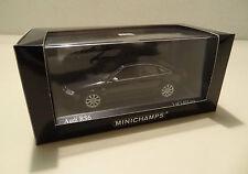 Audi RS 6 Limousine 2002 blue met. Minichamps 1:43