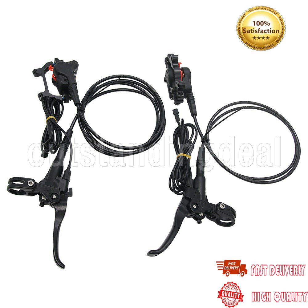 RM-D700C Hydraulic Disc Brake Kit Front Rear Brake for Electric Bike Controller