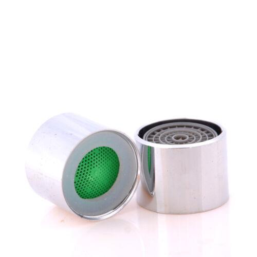 Tap Aerator23mm Male Anti Splash Water Saver Chrome.Plated Spout FiltersWasherXD