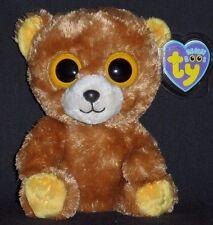 item 4 TY BEANIE BOOS - HONEY the BEAR - MINT with MINT TAGS -TY BEANIE  BOOS - HONEY the BEAR - MINT with MINT TAGS 6c553402051