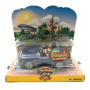 New Vintage Chevron Autopia Cars Disneyland Park 45 Years