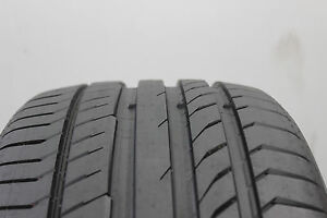 1x-Continental-SportContact-5-P-255-35-ZR19-96Y-XL-AO-7-5mm-nr-6683