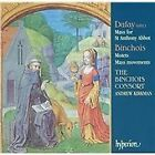 Dufay: Mass for St. Anthony Abbot; Binchois: Mass movements (2005)
