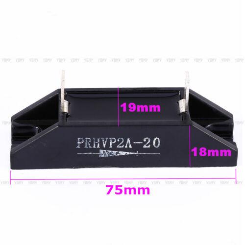 High Quality PRHVP2A-20 Single Phase High Voltage Rectifier Diode 20000V 20KV 2A