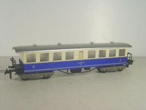 ELB-Personenwagen-Fleischmann-Umbau-fuer-Trix-Express-HO-489-E-gebr
