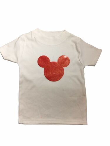 Baby Mini Mouse T-Shirt Baby Grow Polka Dot Tutu Skirt Headband Tights Party