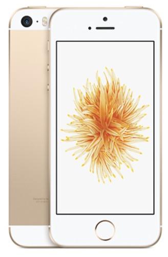 1 von 1 - Apple iPhone SE - 32GB - Gold NEUWARE ALS AUSSTELLER  MP842DN/A