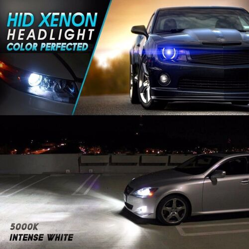 HID Xenon Conversion Kit Honda Accord 1986-2018 Headlight Fog Light All Color