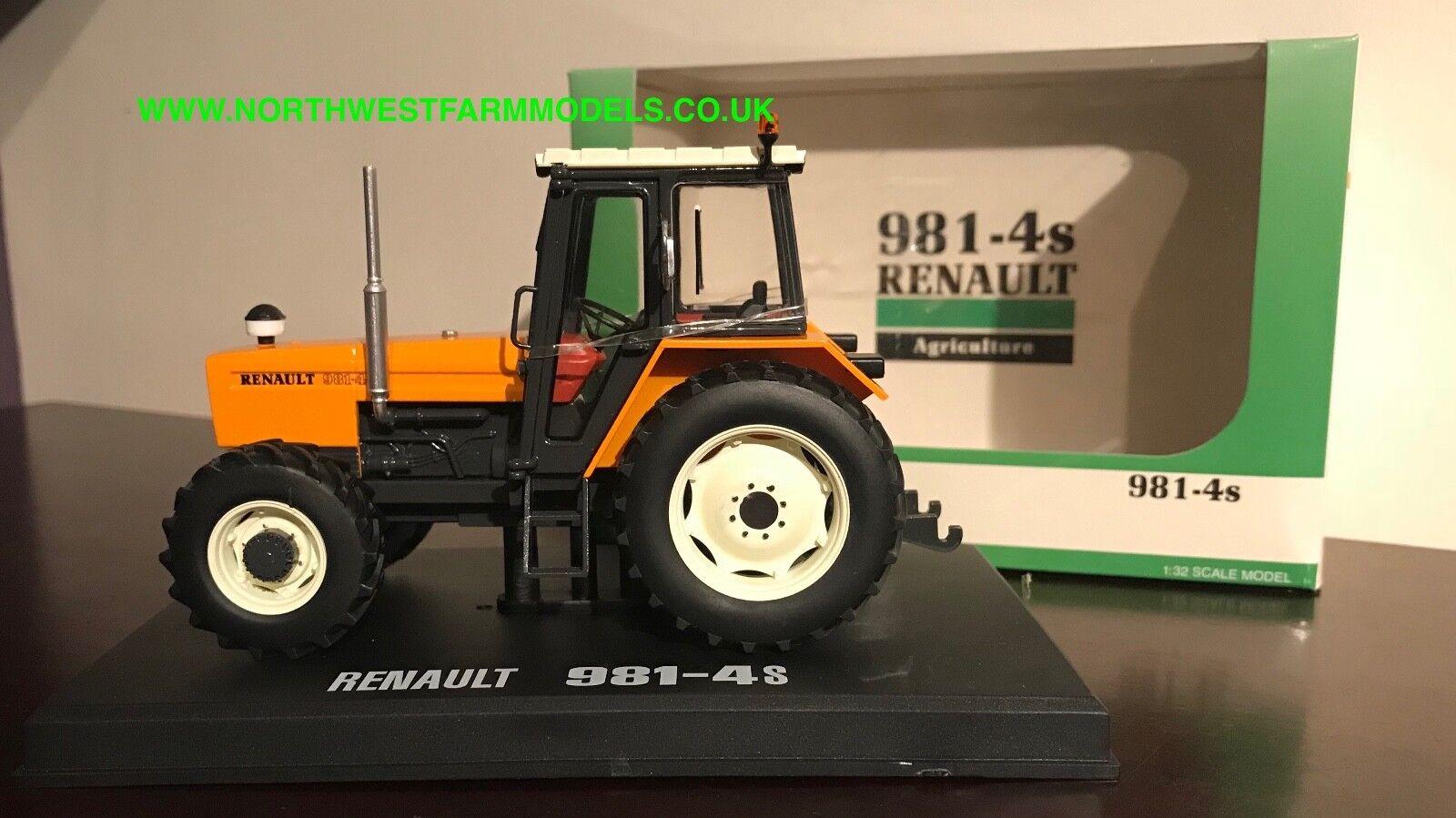 Replicagri 1 32 Scale RENAULT 981-4 S  4x4 Tracteur  le plus récent