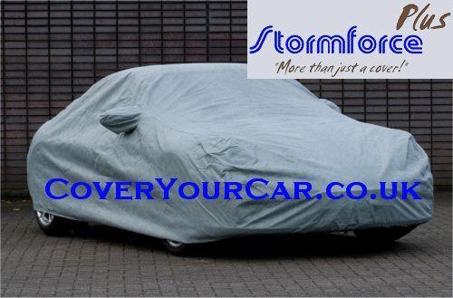 Porsche 997 Turbo Stormforce PLUS Outdoor Car Cover