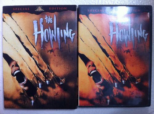 1 of 1 - Dee Wallace Stone THE HOWLING ~ Joe Dante Werewolf Horror US DVD w/ Slipcover