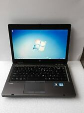 "HP Probook 6470b 14"" 1600x900 Core i5-3320M 2.6GHz 8GB 500GB Win 7 Webcam Laptop"