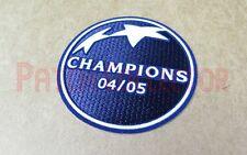 UEFA Champions League Winner 2004-2005 Liverpool Soccer Patch / Badge