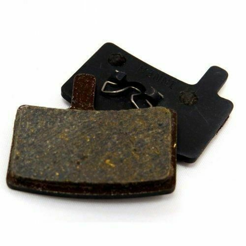 Brake Pad for Hayes Stroker Trail//Carbo//Gram Organic Replacement