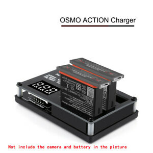 For-DJI-Osmo-Action-Camera-Charging-Hub-Battery-Intelligent-Charging-Charger-Hub
