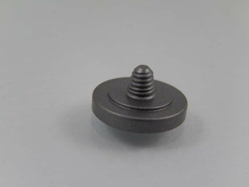 Ergonomic shutter release button metal gray for Leica M9-P,M-A,M Type 240