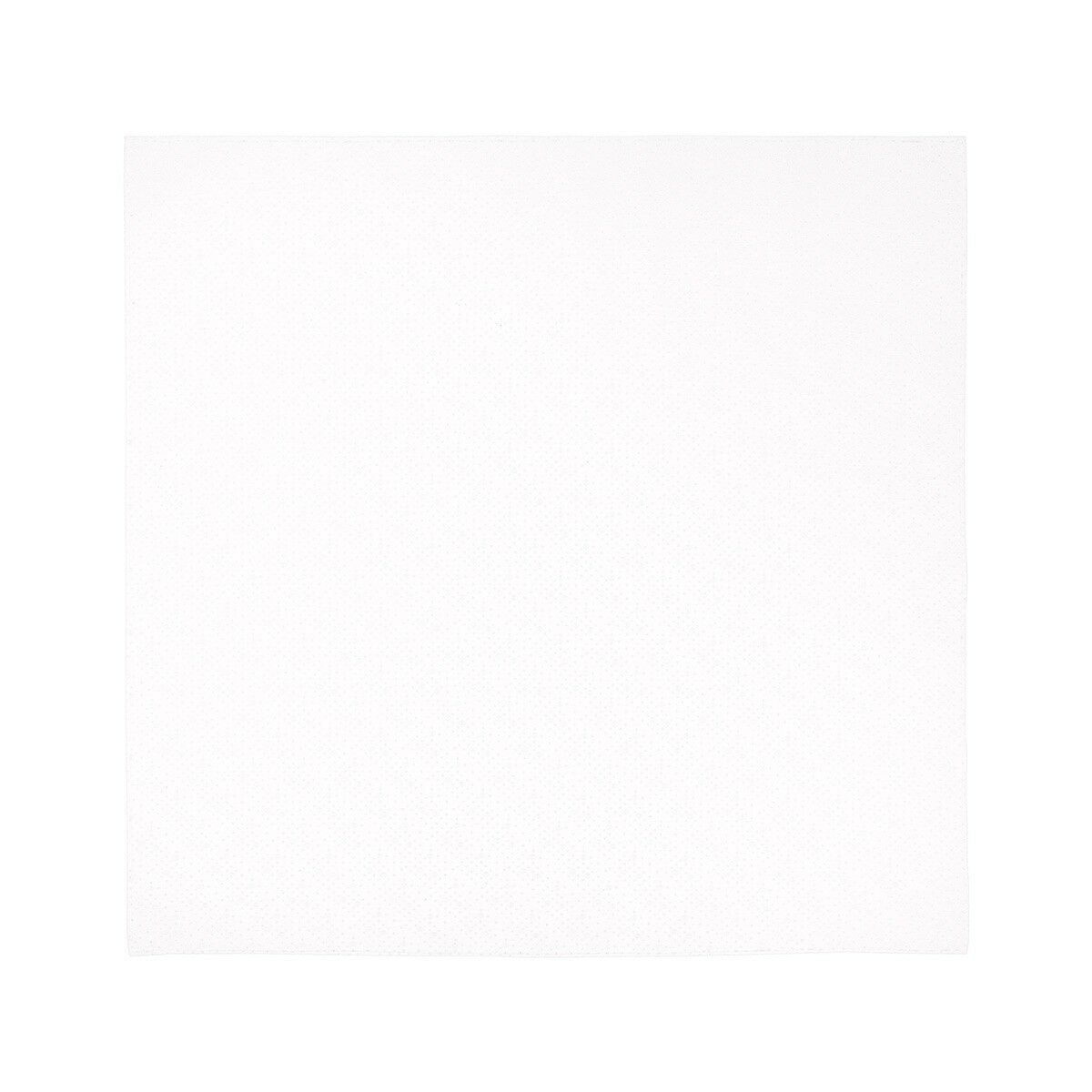 Yves Delorme Atria Tablecloth, Blanc - 67x126 in