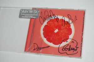Saves-the-Day-Saves-the-Day-2013-SIGNED-AUTOGRAPHED-CD