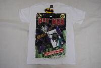 BATMAN JOKER COMIC HA HA ACE OF SPADES T SHIRT NEW OFFICIAL DC COMICS 251 GOTHAM