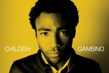 CHILDISH GAMBINO 24X36 POSTER COMEDIAN MUSICIAN ARTIST RAPPER FAMOUS FUNNY COOL!