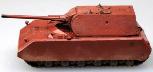 EasyModel Panzer Maus Basis Farben Panzerkampfwagen Tank 1:72 German Trumpeter