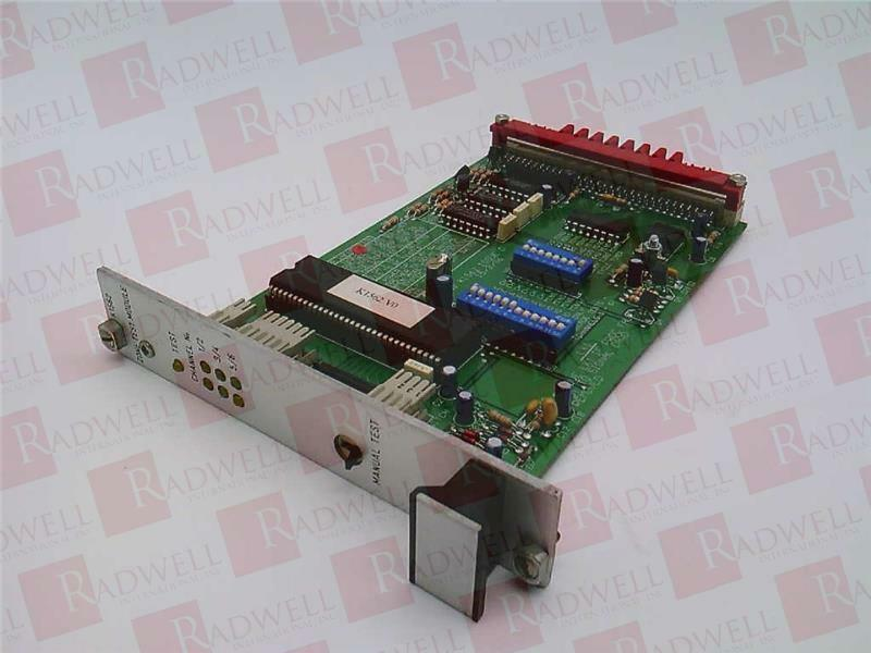 CONTROL EQUIPMENT LTD K1562   K1562 (USED TESTED CLEANED)
