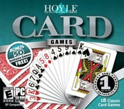 Hoyle Card Games 2005 (PC, 2005) For Sale Online