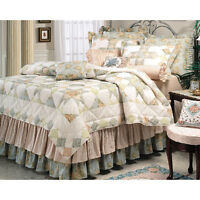 Sweetbriar Patchwork Quilt (shams Not Included)
