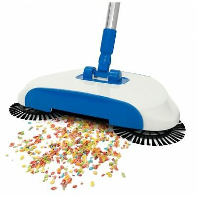 Insta Sweep - The Amazing 3 Way Cordless and Hard Surface Spin Sweeper, NEW!