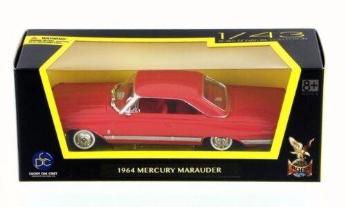 New In Box Road Signature 1//43 1964 Mercury Marauder for Lionel,MTH /& K-Line