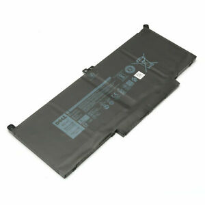 New-Genuine-F3YGT-2X39G-Battery-For-DELL-Latitude-12-7000-7280-7480-2X39G-DM3WC