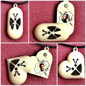 The illusionist necklace locket butterfly pendant necklace photo image is loading the illusionist necklace locket butterfly pendant necklace photo aloadofball Image collections