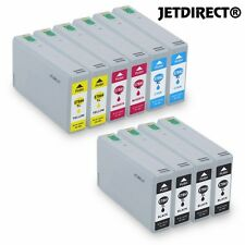 10 Pack 786XL T786XL E786XL 786 INK CARTRIDGE  for EPSON WORKFORCE PRO WF-4630
