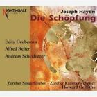"Haydn: Die Sch""pfung (CD, Feb-2000, 2 Discs, Nightingale)"