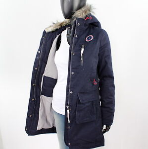 Superdry winter jacke damen