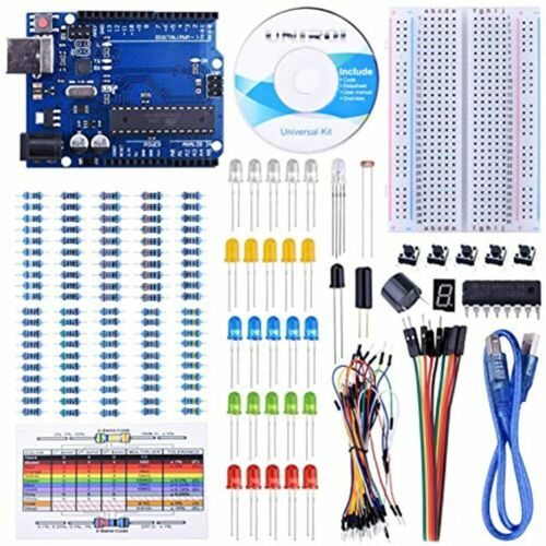 1 Includes Free Tutorials Starter Kit Petible With Arduino IDE Projects Board