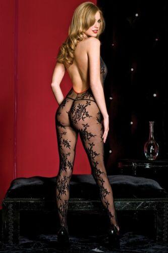 Recevez noir 3 nylon style combinaisons en superbes de sexy Z7xUZ4