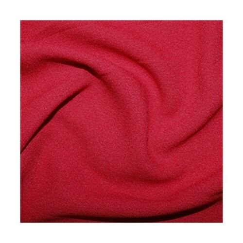 Plain Fashion Crepe Fabric Dress Material 150cm wide