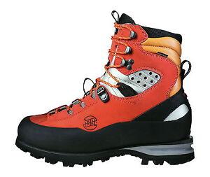 NUEVO-hanwag-Zapatos-de-montana-Friction-GTX-Talla-12-47-NARANJA