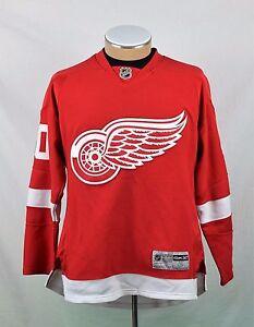 c4a4f3d63 Officail Reebok CCM NHL Detroit Red Wings Henrik Zetterberg  40 ...