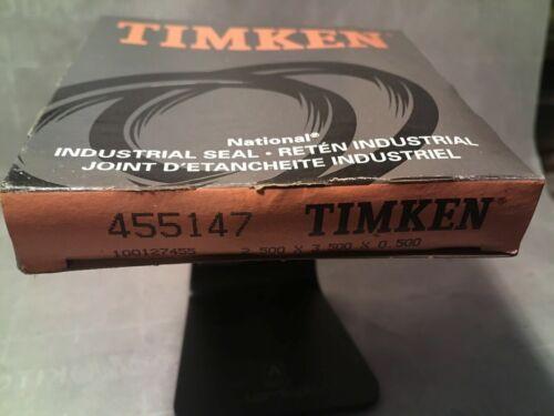 TIMKEN UPC: 053893430409 1146 FACTORY NEW! Small Bore Inch Seal