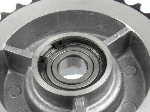 Topes de rueda dentada z34 con rodamientos de bolas almot Sansón s50 s51 s70 Schwalbe Star