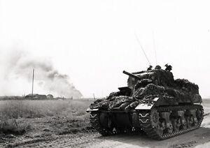 8x6-Lucido-Foto-ww2A5-Normandia-Calvados-Cintheaux-1944